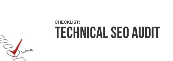 Technical and on-page SEO Audit Checklist