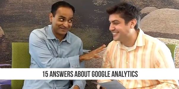 16 questions about Google Analytics - Web Analytics Q&A video